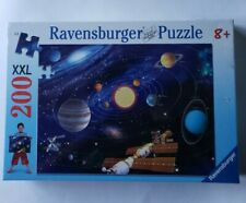 Ravensburger Puzzle 200 Piece Xxl The Solar System New Complete Sealed 12 796 2