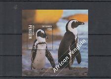 Gambian Sheet Bird Postal Stamps