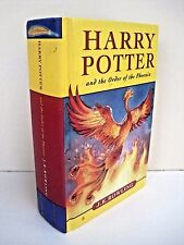 Harry Potter and the Order of the Phoenix by J.K. Rowling, 1st Canadian Edition
