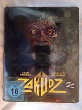 Zardoz [1974] (Blu-ray)~~~STEELBOOK~~~Sean Connery~~~BRAND NEW