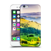 Custodia Cover Design Landscape Per Apple iPhone 4 4s 5 5s 5c 6 6s 7 Plus SE