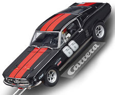 Carrera 27553 Ford Mustang GT #66 Slot Car 1/32 Scale Evolution