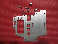 Kyosho USA-1 Nitro Aluminum Electronics Deck Radio Plate Burns BS-12 Custom