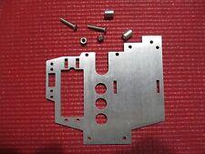 Kyosho USA-1 Nitro Aluminum Electronics Deck Radio Plate Burns BS-12 Custom