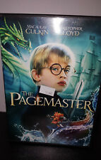 ** The Pagemaster (DVD)