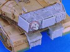 Legend 1/35 IDF Merkava Mk.IV Turret / Rear Hull Basket Set (for Academy) LF1178