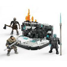 Mega Construx Game of Thrones White Walker Battle Kid Toy Gift