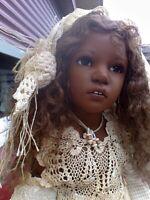 Traum Puppe Viviana  2017 von. Zofia und Henry Zawieruszynski, nur 10 x weltweit