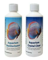 Aquarium & Tropical Fish Water Conditioner Tap Safe & Crystal Clear Water 500ml