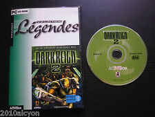 JEU PC CD-ROM : DARK REIGN 2 (Activision COMPLET envoi suivi)