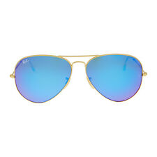 Ray Ban Aviator Pilot Blue Flash Sunglasses RB3025 112/17 62