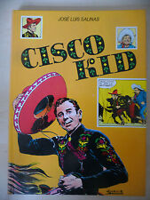 CISCO KID - JOSE' LUIS SALINAS FRATELLI SPADA 1973 1°ED. FUM4