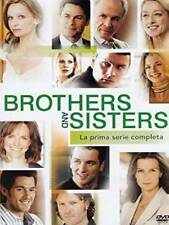 Dvd BROTHERS AND SISTERS - Stagione 01 - (Box 6 Dischi) .....NUOVO