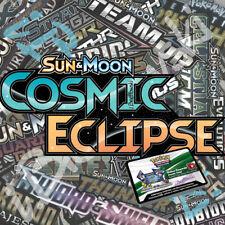 Cheap 50x Pokémon Sun & Moon Cosmic Eclipse Online Booster Codes PTCGO Sent ASAP