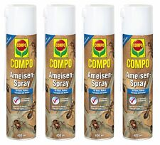 Sparset: 4 x COMPO Ameisen-Spray, 400 ml
