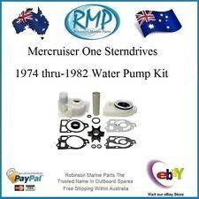 A Brand New Water Pump Kit Mercruiser One Sterndrives 1974-1982 # R 46-73804A3