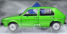 VW Volkswagen Golf CL  Maßstab 1:18 viper-green von Solido