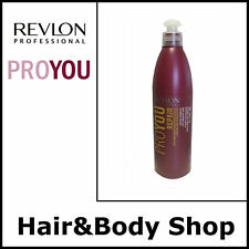 Shampoo REPAIR hair damaged PRO YOU REVLON Pro 350ml