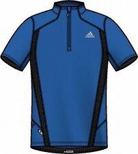 adidassnova 1/2 Cremallera S/S Camiseta p43190 Camisa funcional TALLA XL