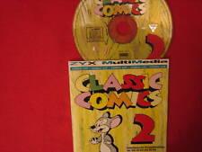 Comics Classic Teil 2  ZYX  CDi Philips MutiMedia
