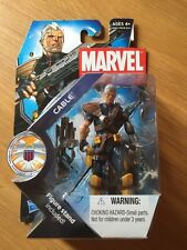 Marvel Universe Cable Action Figure, MOC Sealed Hasbro Series 3 #7