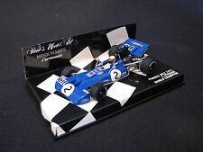 Minichamps Tyrrell Ford 003 1971 1:43 #2 Jackie Stewart (GBR) WC (LS)