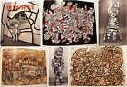 DUBUFFET/M.THEVOZ/ED SKIRA/1986/ART BRUT/ETAT DE NEUF!