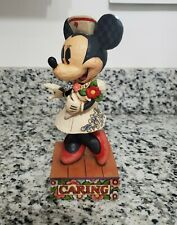 Minnie Mouse Caring is Contagious Jim Shore Disney Traditions Figurine #4007665
