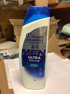 Head&Shoulders MEN ULTRA anti dandruff shampoo 500 mls with SEA MINERALS