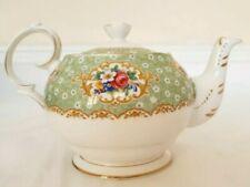 More details for vintage queen anne 'gainsborough' fine bone china teapot rare