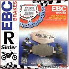PASTIGLIE FRENO ANTERIORE SINTER EBC FA101R YAMAHA DTR MX 50 1989
