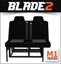 Blade 2 – Double, 2 Seat, 3/4 Width, Rock and Roll Campervan Bed – M1 Tested