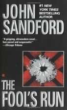 Complete Set Series - Lot of 4 Kidd and LuEllen books by John Sandford Suspense
