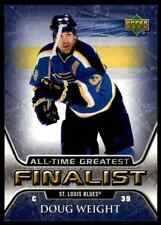 2005-06 Upper Deck All-Time Greatest Doug Weight #49