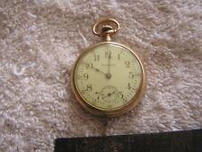 Antique Small Waltham Women's Pocket Watch