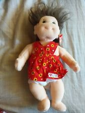 TY BEANIE BABIES KIDS - COOKIE WITH OUTFIT - COMPLETE WITH TAGS
