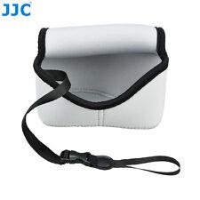 JJC Ultra Light Grey SLR Camera Pouch Case Bag for Sony A6300 A6000 A5100 NEX-3N