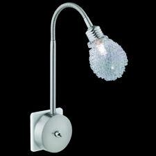 Flex Steckdosenlampe Drahtkugel Spot Steckdose Lampe Steckerlampe Steckdosenspot