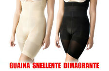 GUAINA DONNA SNELLENTE DIMAGRANTE CALIFORNIA BEAUTY XXXL BODY ELASTICIZZATA