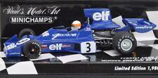 Minichamps 1/43 Tyrrell Ford 007/1  Suecia 3 Jody Scheckter 1974