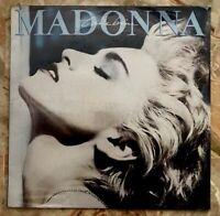 Madonna True Blue 1986 LP 33 Nuovo Sigillato Prima Stampa Sire – 92 5442-1