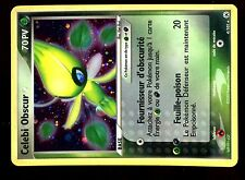 POKEMON LEGENDES OUBLIEES HOLO N°   4/101 CELEBI OBSCUR
