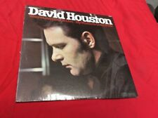 DAVID HOUSTON - WHERE LOVE USED TO LIVE - Still Sealed BN 26432