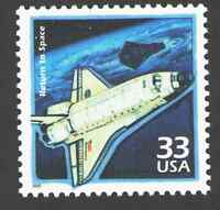 US. 3191 h. 33c. Return to Space. Celebrate The Century. MNH. 2000