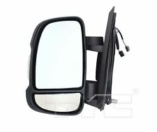 TYC Left Mirror for Ram Promaster Manual, w/o Heat, w/ Signal 2014-2017 Models