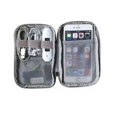 Portable Electronic Accessories Storage USB Cable Organiser Bag Case Travel KV