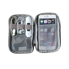 Digital Gadget Devices Storage Bag Organizer Kit Travel USB Cable Earphone Box