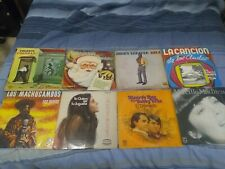 Latin Vinyl Lot Of LP's