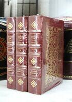 HISTORY OF CRUSADES - Easton Press  - STEVEN RUNCIMAN -  SEALED