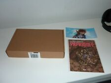 The paprium game limited euro edition new, sealed